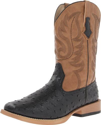 Roper Men's Basic Square Toe Equestrian Boot