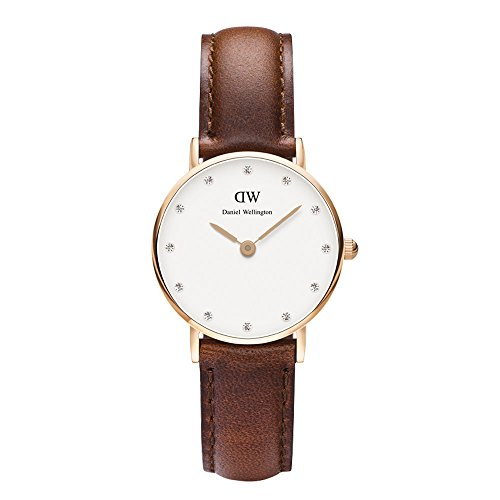 Daniel Wellington Women's 0900DW St. Mawes Stainless