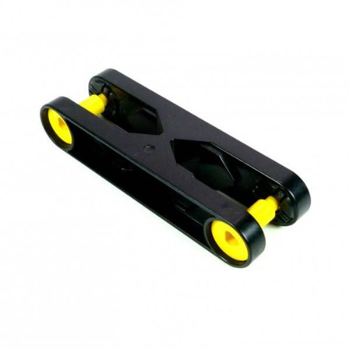 Stein Arm Baustein Verbindung schwarz 6279 Lego