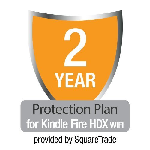 2-Year Protection Plan plus Accident Coverage for Kindle Fire HDX Wi-Fi (Kindle Fire 7 Protection Plan compare prices)