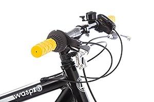 Bachini WASP junior bike 24 inch wheels alloy frame, 21 sp. Shimano