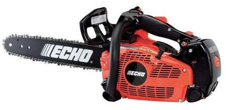 Chain Saw, Gas, 14 In. Bar, 35.8CC (Echo Top Handle Chainsaw compare prices)