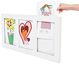 Articulate Gallery Triple Gallery Frame, 9 by 12-Inch