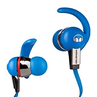 Monster iSport Immersion In-Ear Headphones with ControlTalk- Blue