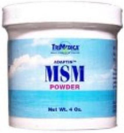 Отзывы TriMedica Pure MSM Powder - 4 oz