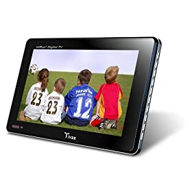 Tivax HiRez9 Portable 9-Inch Digital TV