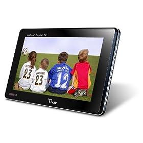 Tivax HiRez9 Portable 9-Inch Digital TV