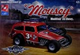 Model King 1935 Chevy Sedan Early Modified Stocker 'Mousey ' 1:25 Scale Model Kit