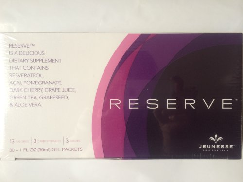 Resveratrol Tastes Super Good Too: Reserve Tm = Resveratrol + Other Antioxidents, Buy Three Or More Get Rebate From S&H Plus A Free Gift