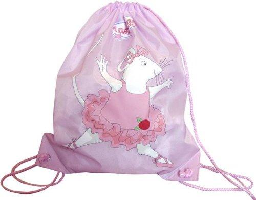 Angelina Ballerina 40cm Kit Bag Pink