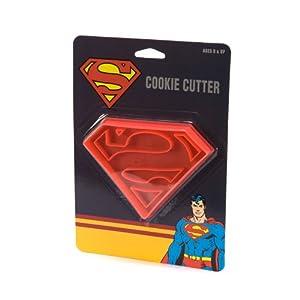DC Comics 4 Superman Logo Cookie Cutter by DC Comics