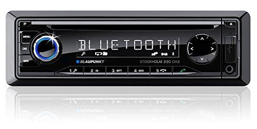 Blaupunkt Autoradio STOCKHOLM 230 DAB