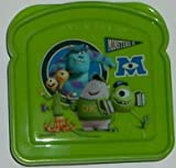 Disney Pixar Monsters University Sandwich Container