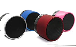 Portable Bluetooth Speaker,Wireless Portable Indoor/Outdoor Bluetooth Speaker,for iPhone 6, 5S, 5, iPad Air, Mini, Samsung Galaxy S5, S4, S7 edge, HTC, Tablets, PC.