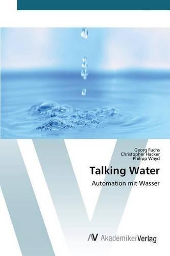 Talking Water by Fuchs Georg (2015-04-16)