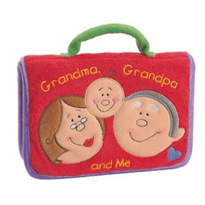 Gund Grandma, Grandpa, and Me Photo Album - 1