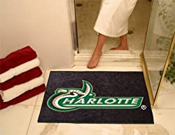 "North Carolina (Charlotte) 49ers 34""x44.5"" All-Star Floor Mat (Rug)"