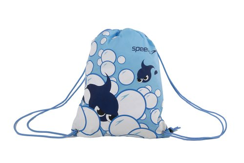 Speedo Sea Squad Wet Kit Bag - Blue