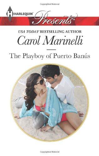 Image of The Playboy of Puerto Banus (Harlequin Presents)