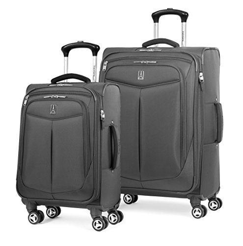 travelpro-inflight-2-piece-spinner-luggage-set-black