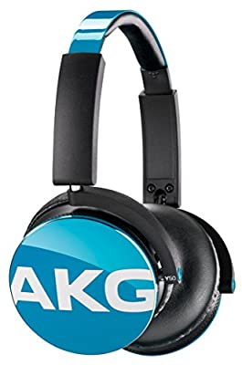 AKG Y50 on ear headphones premium DJ-style teal blue Y50TEL japan import