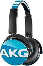 【国内正規品】AKG Y50 密閉型オンイヤーヘッドホン DJスタイル ティールブルー Y50TEL