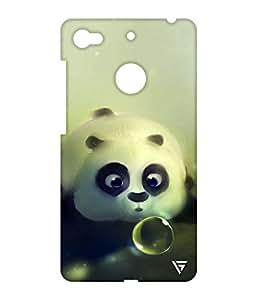 Vogueshell Panda Printed Symmetry PRO Series Hard Back Case for LeEco Le 1s Eco