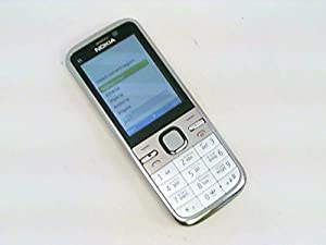 Nokia C5 (C5-00) WHITE Unlocked Phone