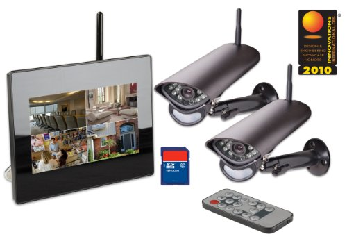 Wireless Home Security Camera Systems Best Buy