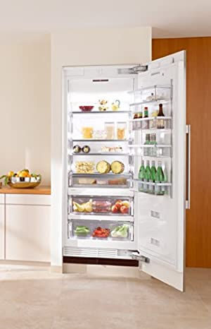 Miele 36  Fully-Integrated Stainless Steel All Refrigerator - K1901SF