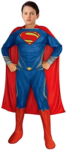 Deluxe Superman Costume - Large