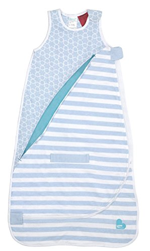 Love to Dream Inventa Sleep Bag .5 TOG (4-12 Months, Light Blue)