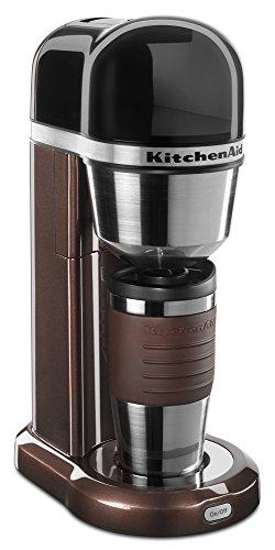 Kitchenaid Kcm0402Es Personal Coffee Maker, Espresso front-577698