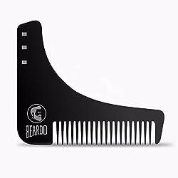 BEARDO Beard Shaping and Styling Tool Comb
