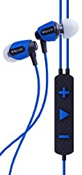 Klipsch Image S4i Rugged In-Ear Headphone with Mic (Blue)
