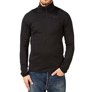 Patagonia Men's R1 Pullover - Black, Small