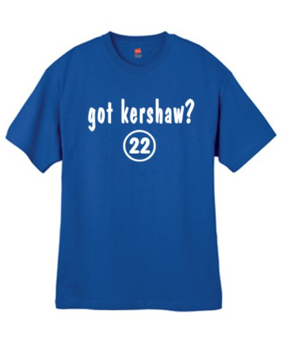 Mens Got Kershaw ? Deep Royal T Shirt Size Xxl at Amazon.com