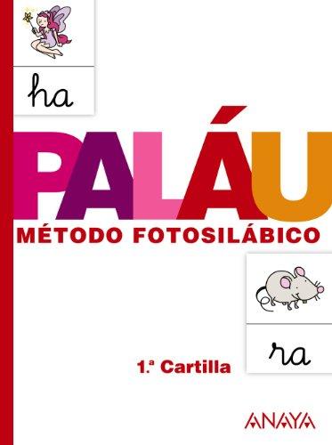 Método fotosilábico: 1.ª Cartilla.