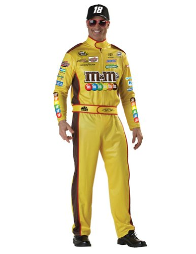 Kyle Busch Adult Costume Md Halloween Costume