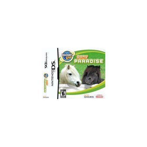 Discovery Kids: Pony Paradise - Nintendo DS - 1