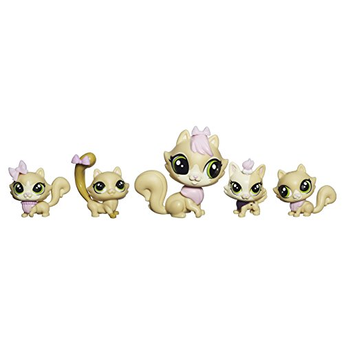Littlest Pet Shop Surprise Families Mini Pet Pack (Kitties) Doll - 1