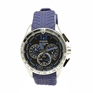 Pulsar 3-Hand Chronograph with Date Men's watch #PU2035