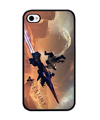 Customized For Iphone 4 Custodia Case Hard shell for Guys Personalized Design Firm Destiny Phone Accessories