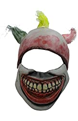 Twisty the Clown Mask America Horror Story Movie Props