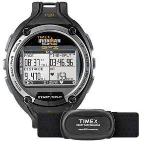Cheap Timex Ironman Global Trainer With GPS Watch – Speed + Distance with Flex Tech Digital 2.4 Heart Rate Sensor (B0055J3H10)