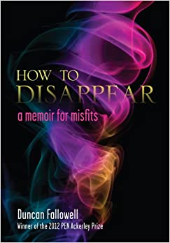 books on how to disappear