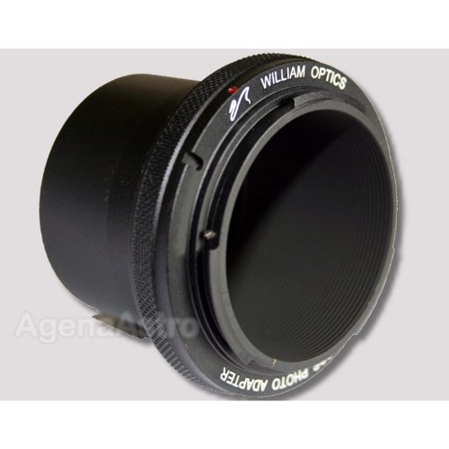 "William Optics 2"" Prime Focuser Photo Adapter For Canon Eos - Short # P-Pac"