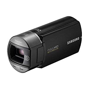 Samsung HMX-Q130BN/XAA Q130 Full Hd Digital Camcorder [black]