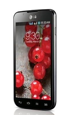 LG Optimus P 715 (Black)