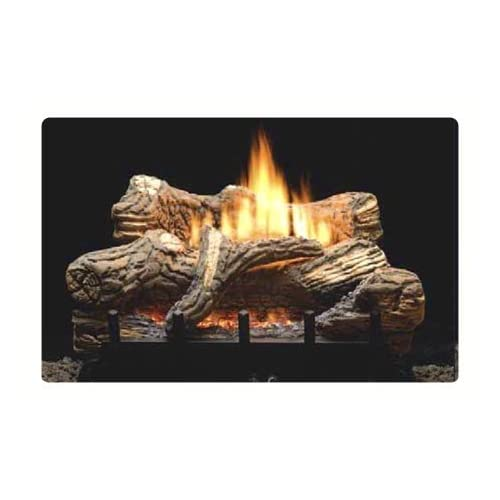 propane lp manual gas log fireplace insert empire gas fireplace